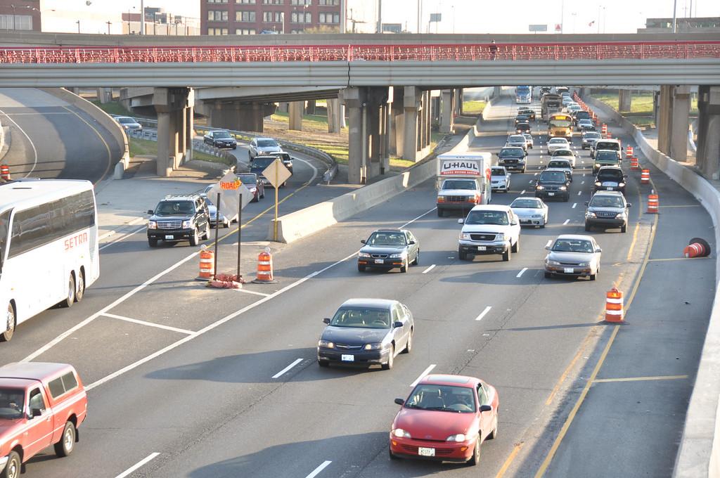 Kennedy Expressway ~ Chicago