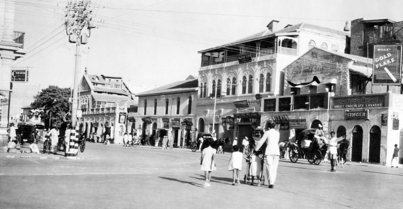 Ranikhet, India - 1942