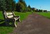 Waterfront walking trail Moncton