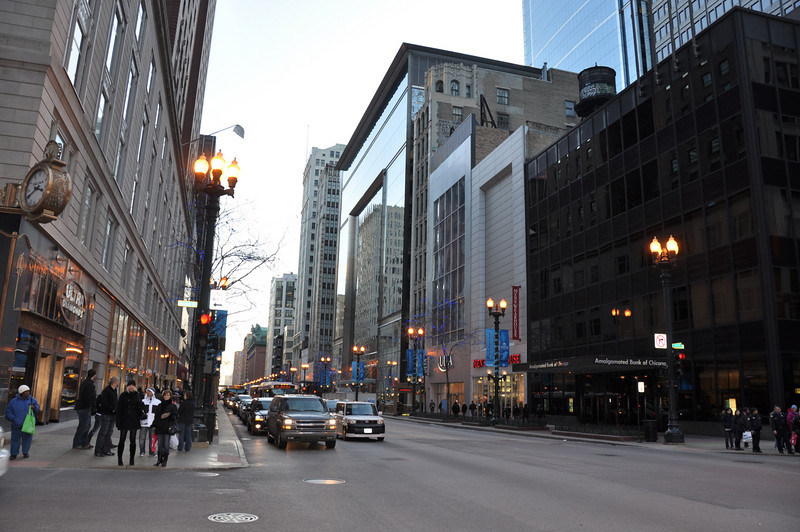 Downtown Chicago ~ State Street