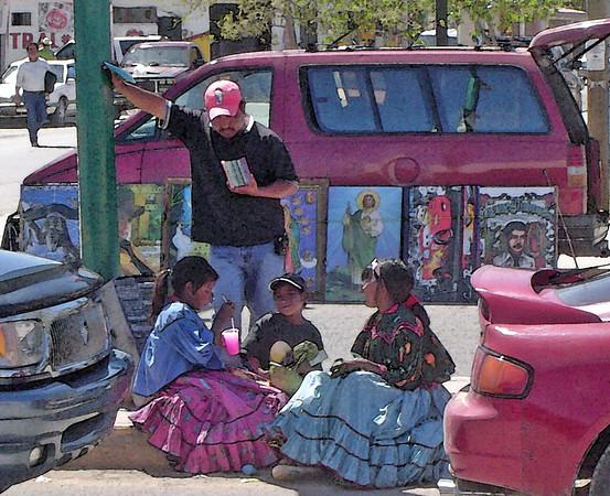Life in Las Palomas