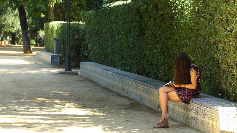 Solitude is so very precious!