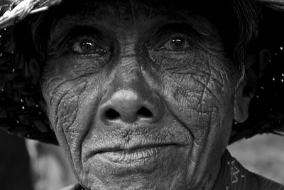 Old Man Indonesia