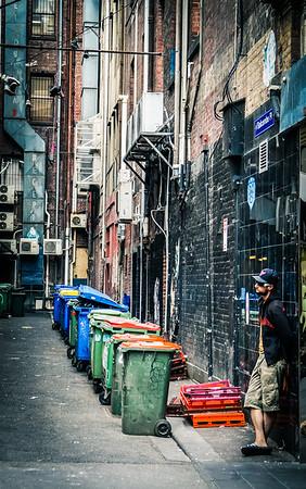Melbourne Lane Way