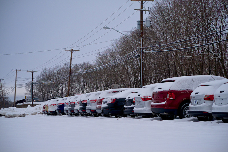 Cold car lot (XE1, 55mm)
