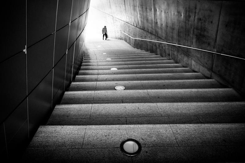 Korean Street Photography - DDP 1