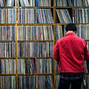 Korean Street Photography - Record Shop