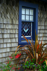Mendocino Window
