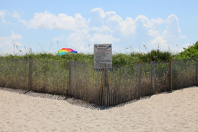 Regulation 17 says ........ don't get caught doing it here.  Beach at South Beach, Florida.