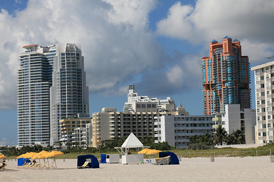 "The newer buildings of the exclusive ""South of Fifth"" area of South Beach. It's for the rich and famous, if you can write the check we have a very desirable  location for you."