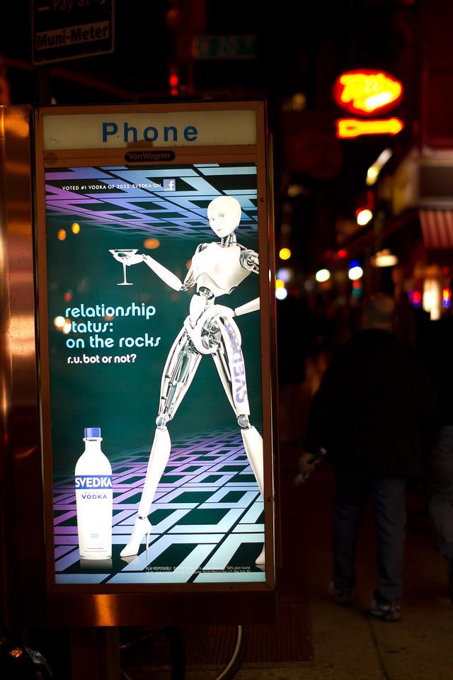 Svedka Ads-2012