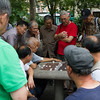 Xiangqi (Chinese Chess). Columbus Park. NYC