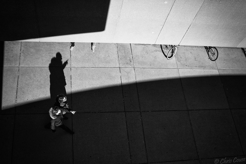 Tickling Shadows