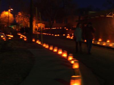 ladue taos lights 2010