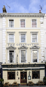The Constitution Public House, 42 Churton Street, London