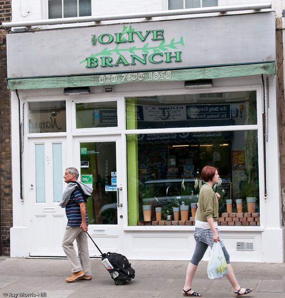 The Olive Branch Florist, 51 Warwick Way