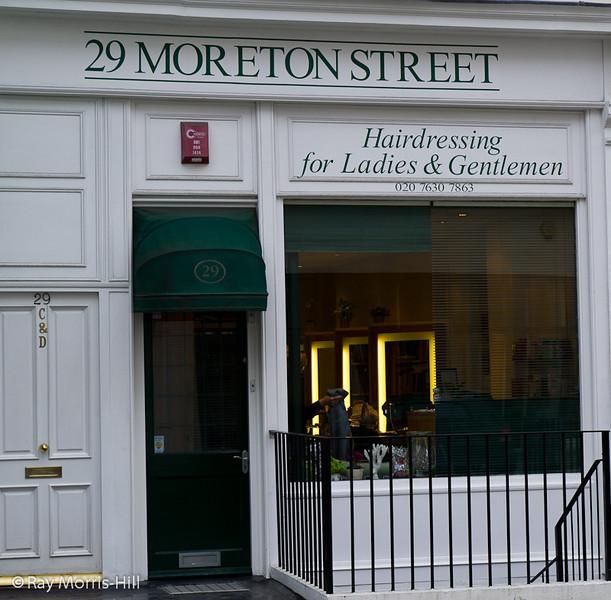Hair Salon, 29 Moreton Street