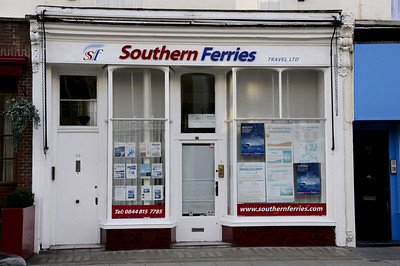 Southern Ferries Travel Agent, 30 Churton Street