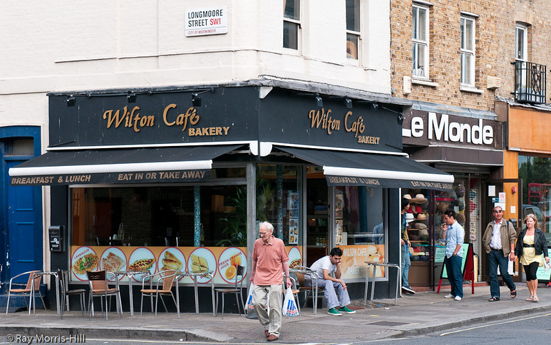 Wilton Cafe, 78 Wilton Road