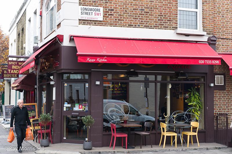 Kazan Kitchen, 77 Wilton Road