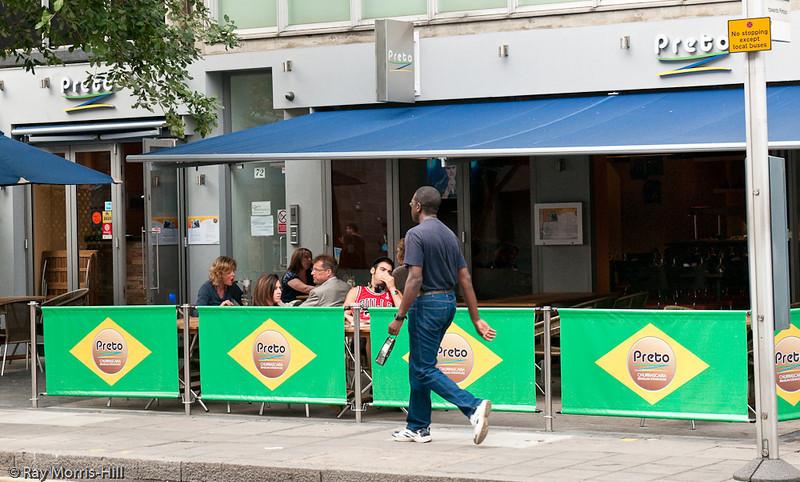 Preto Brazilian Restaurant, 72 Wilton Road