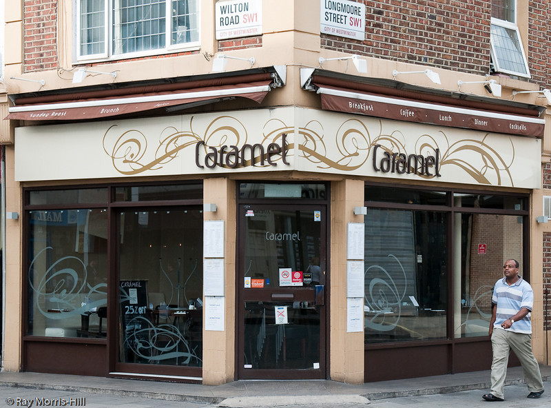 Caramel Restaurant, 77 Wilton Road