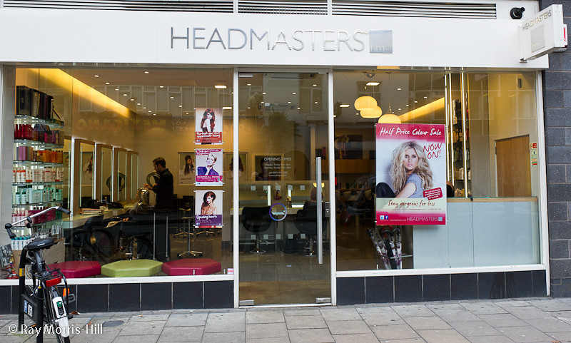 Headmasters, 99 Wilton Road