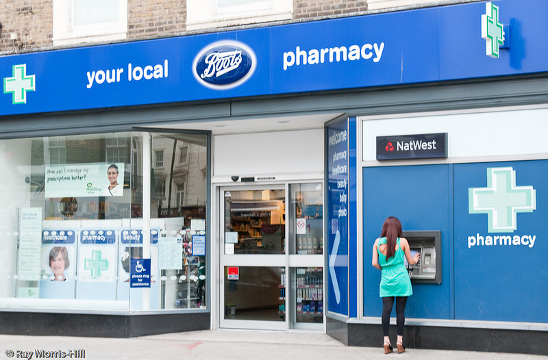 Boots Pharmacy, 42-44 Warwick Way