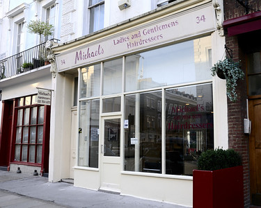 Michaels Hairdressers, 34 Churton Street