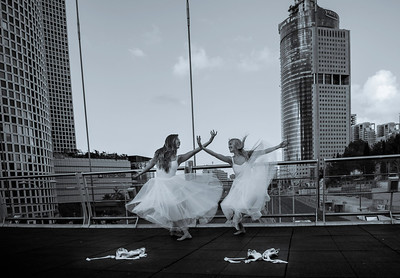 Urbanic Balerina Yael_Shtrul and Amit_IIitzky