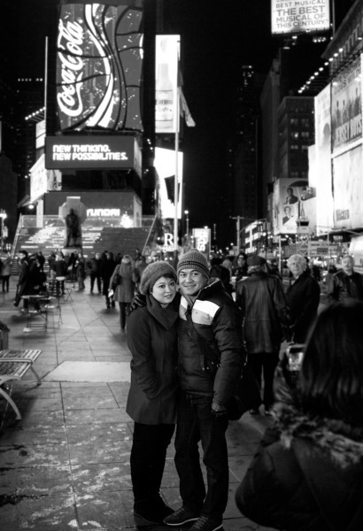 Times Square Memories