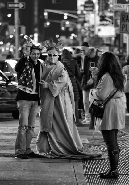 Times Square Memories