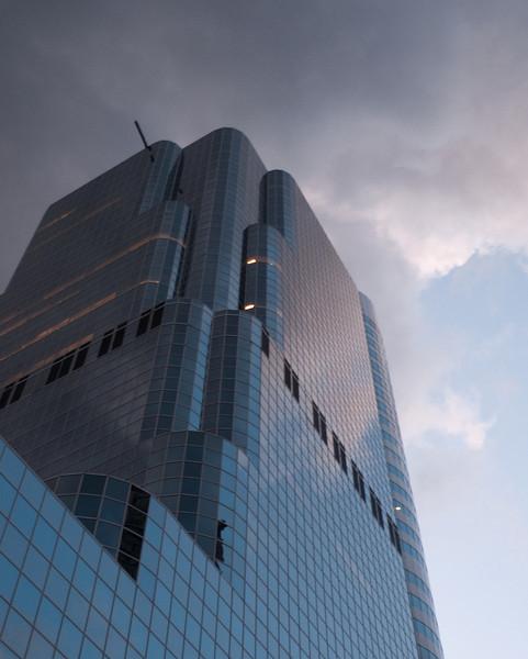 An 80s Toronto skyscraper.