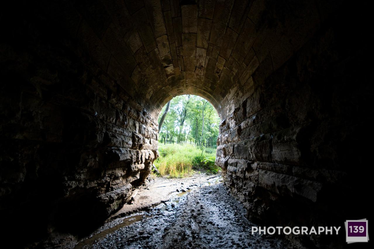 Mill Creek Stone Bridge