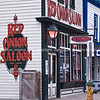 Skagway, Red onion Salon, Alaska