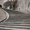 Gubbio, medieval town.