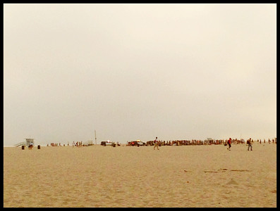 Venice Beach/Santa Monica (iPhone Pics) - 6/29/13