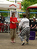 "Series ""The Juggler"" #2 of 6<br /> <br /> The Checkerboard Guy begins...<br /> <br /> ."
