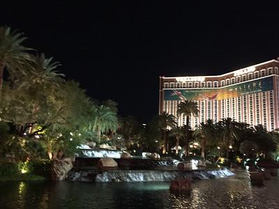 Vegas Strip Walk