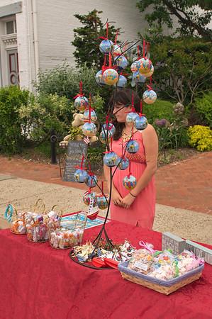 Craft vendor, Greenport, NY