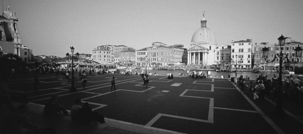 Venice in Black & White
