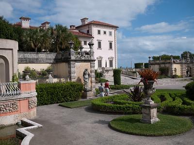 Vizcaya, Miami, Florida.