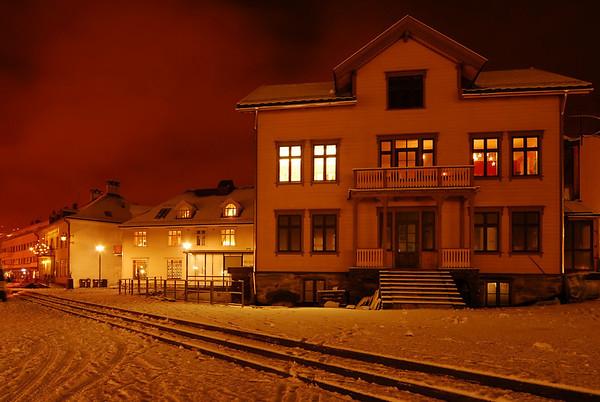 Gamle Hålandshuset..