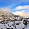 Frå Gamle Bordalsvegen 05.02.2011