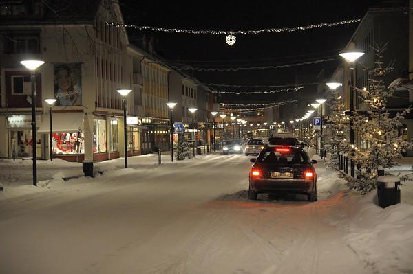 Vinterstemning i indragato....03.01.2011