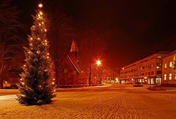 Blir da ei kvit jul i år?