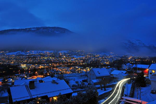 Nattbilde Voss 02.12.2011