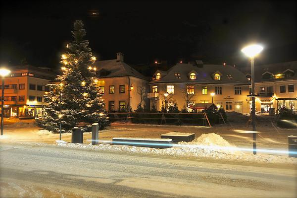 Torget, Vangen i jola 2011