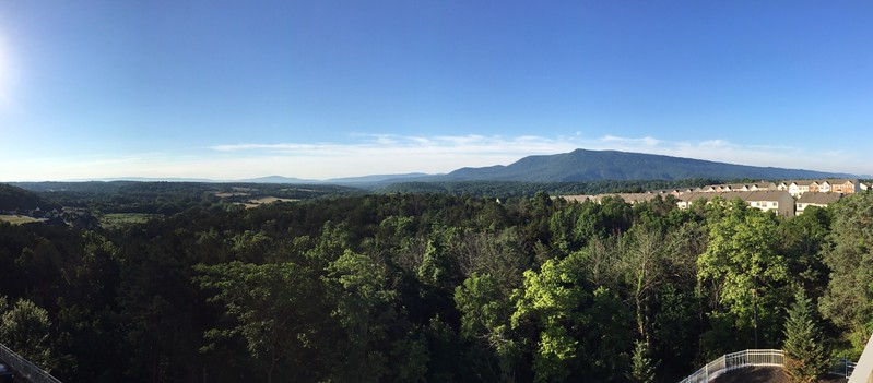 The Shenandoah Valley