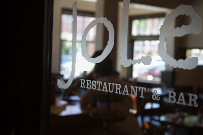 Jole Restaurant in the Mount View Hotel